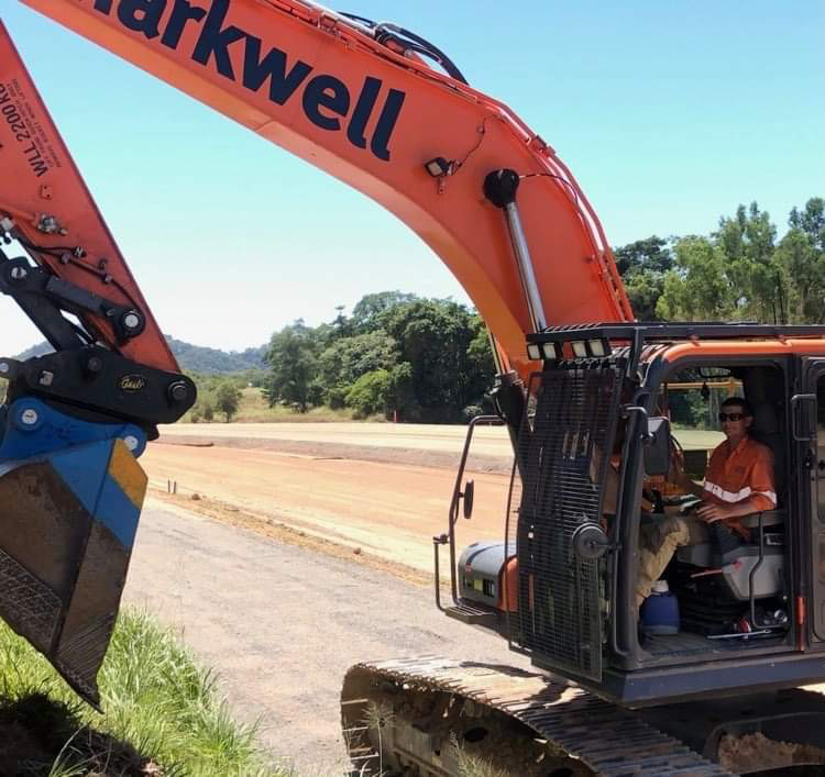 Brocks Civil Construction Journey (machine operator)